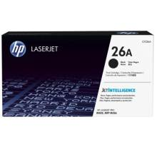 Mực in HP 26A Black Original LaserJet Toner Cartridge CF226A