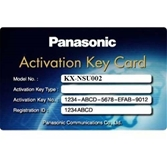 Key kích hoạt 500-Channel SIP Extension Panasonic KX-NSXS500W