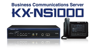 Tổng đài iP Panasonic KX-NS1000(12CO-500EXT IP)