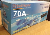 Mực in ShineMaster 70A, Black Toner Cartridge (Q7570A)
